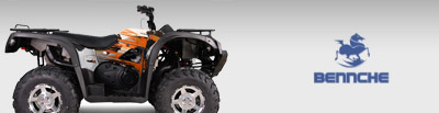 BENNCHE ATV GRAPHICS
