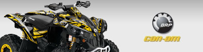 CAN-AM ATV GRAPHICS