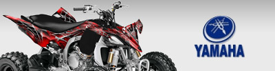 YAMAHA ATV GRAPHICS