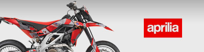 APRILIA DIRT BIKE GRAPHICS