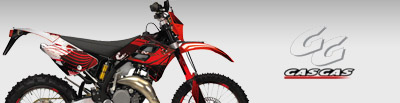 GASGAS DIRT BIKE GRAPHICS