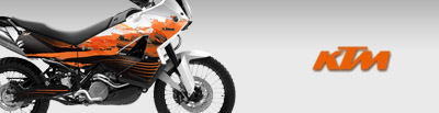 KTM SPORT BIKE GRAPHICS