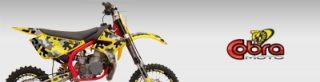 Cobra Dirt Bike Graphics