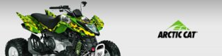 Arctic Cat ATV Graphics