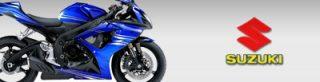 Suzuki Sport Bike Graphics