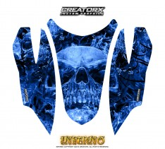 Arctic-Cat-Firecat-Hood-CreatorX-Graphics-Kit-Inferno-Blue