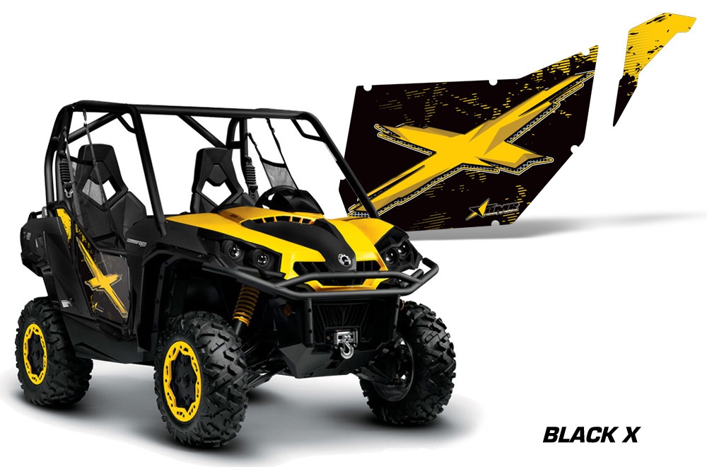 Can Am Commander 2 Door Graphics Creatorx Graphics Mx