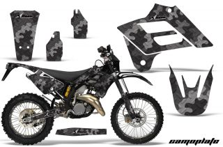 Gas Gas EC250 EC300 Graphics 2004-2006