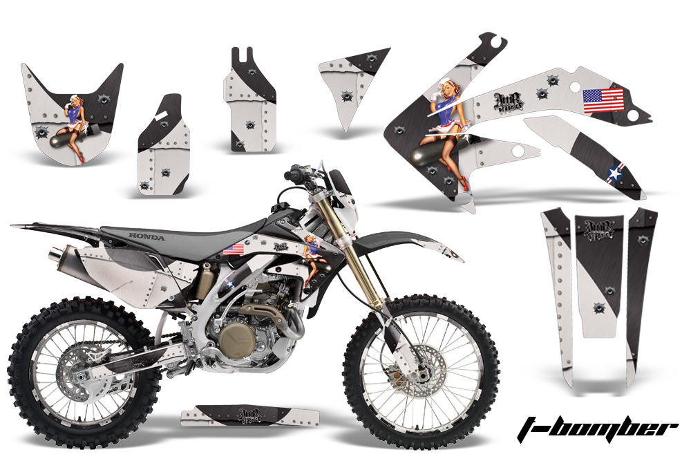 Honda Crf450x 2005 2015 Graphics Creatorx Graphics Mx
