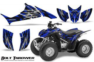 Honda-TRX90-CreatorX-Graphics-Kit-Bolt-Thrower-Blue