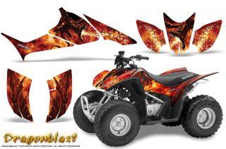 Honda TRX 90 2006-2012 Graphics