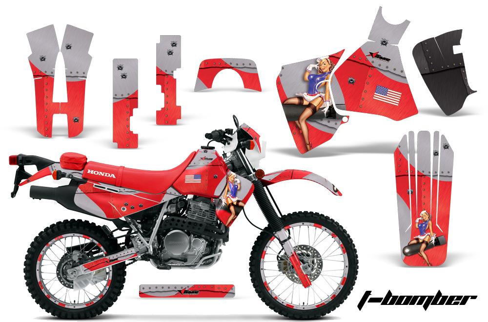 Honda Xr L Amr Graphics Kit Tb R Nps on Xr650l Graphics Kit