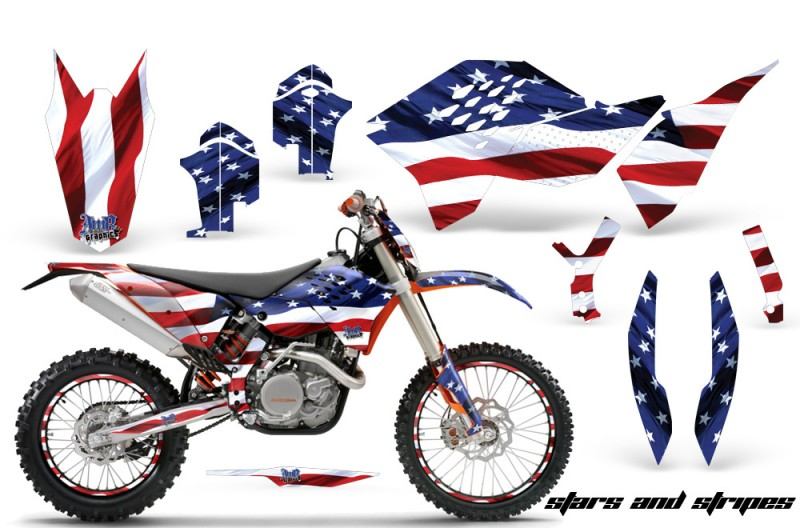 Graphics For American Flag Dirtbike Graphics Www