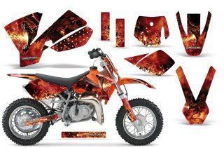 KTM SX 50 Adventurer Jr Sr Graphics 2002-2008