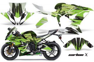 Kawasaki Ninja 636 ZX6-R Ninja Graphics 2013-2014