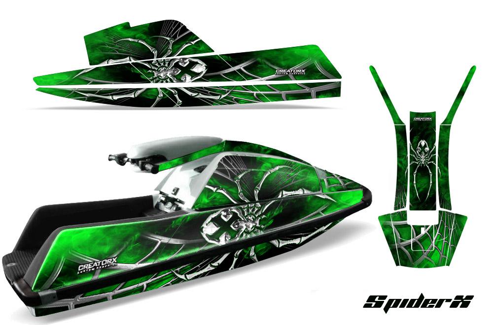 Yamaha Superjet Graphics (square nose) | CREATORX Graphics ...