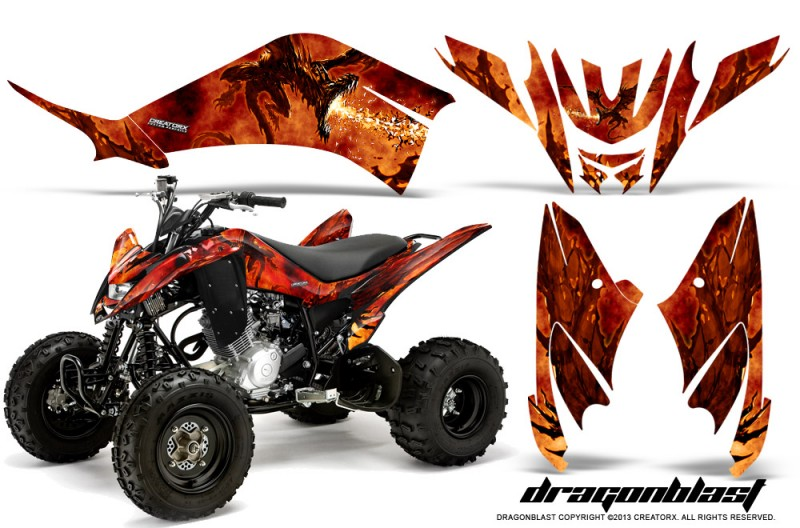 yamaha raptor 125 graphics creatorx graphics mx atv. Black Bedroom Furniture Sets. Home Design Ideas
