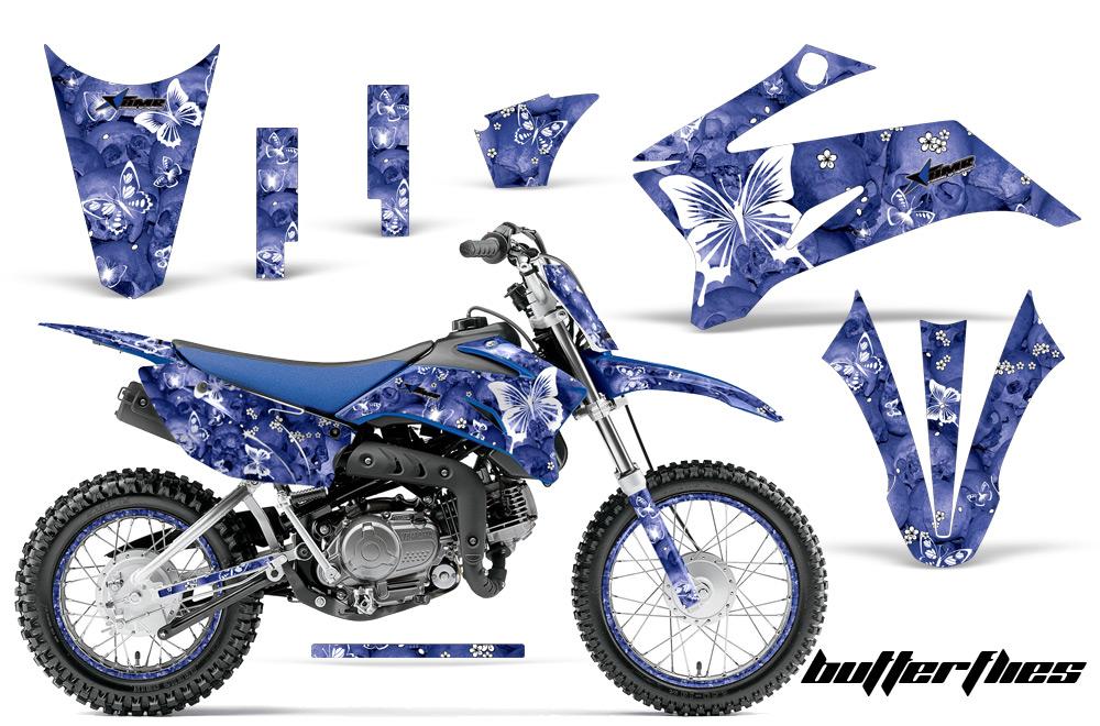 Yamaha ttr110 2008 2016 graphics creatorx graphics mx for Yamaha 110 atv for sale