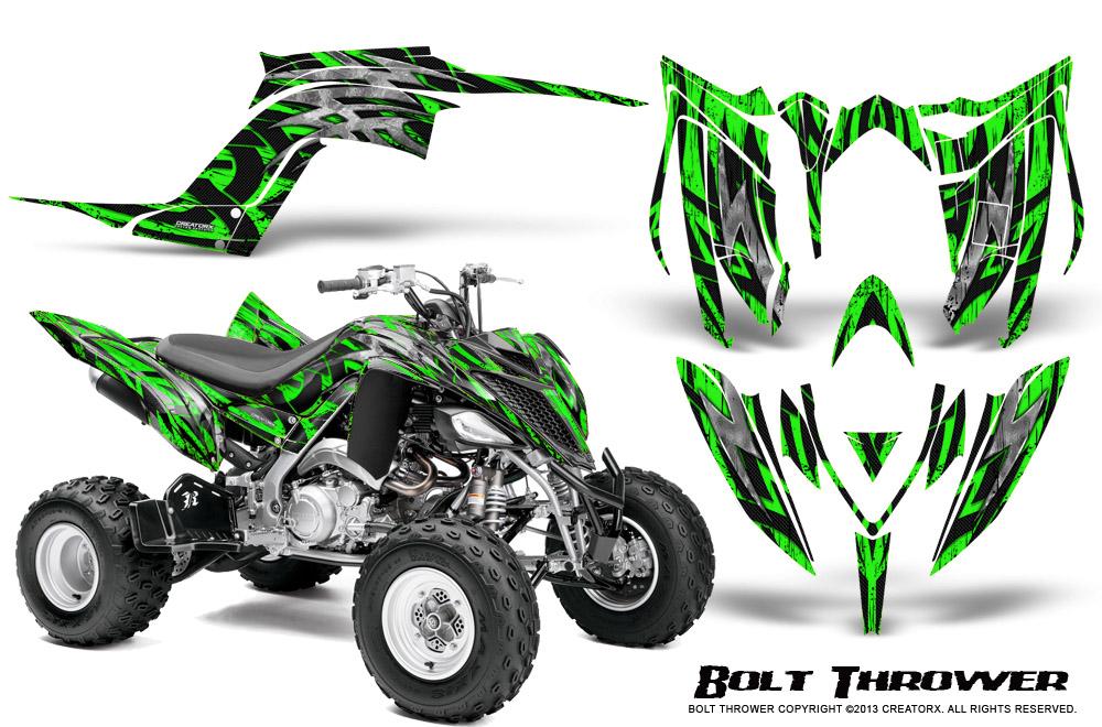 Yamaha raptor 700 2013 2016 graphics creatorx graphics for Deco 700 raptor