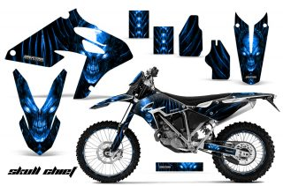 BMW G450X Graphics 2010-2011