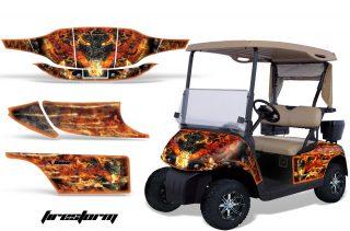 EZGO Golf Cart Graphics