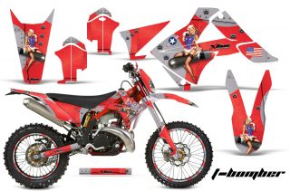 Gas Gas EC250 EC300 Graphics 2010-2012