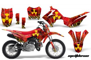 Honda CRF 110F Graphics 2013
