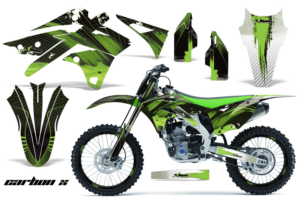 Kawasaki Kx250f 2013 2015 Graphics