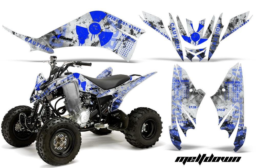 yamaha raptor 125 graphics creatorx graphics mx atv decals sled utv wraps. Black Bedroom Furniture Sets. Home Design Ideas