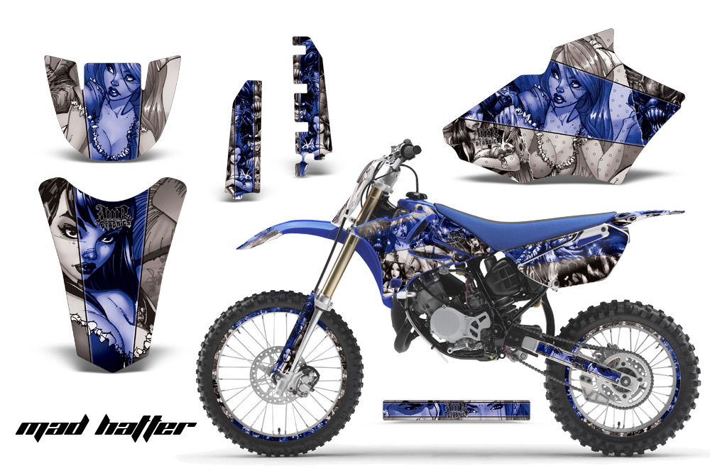 Yamaha Yz85 2002 2014 Graphics Creatorx Graphics Mx
