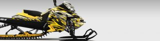 Snowmobile Graphics