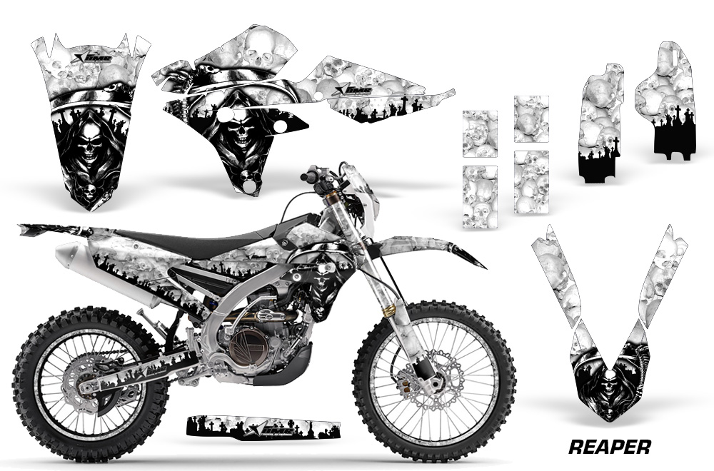 Yamaha Wr250f 2015 2017 Wr450f 2016 2017 Graphics