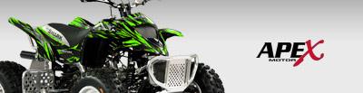 APEX ATV GRAPHICS