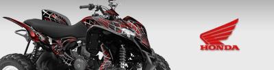 HONDA ATV GRAPHICS