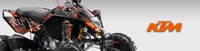 KTM ATV GRAPHICS
