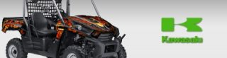 Kawasaki UTV Graphics