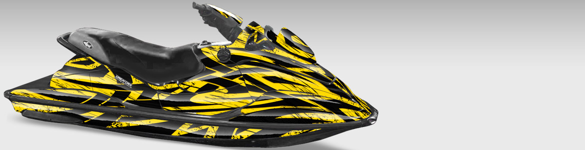 CreatorX Sea-Doo JetSki Graphics