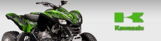 Kawasaki ATV Graphics