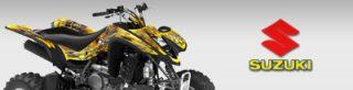 Suzuki ATV Graphics
