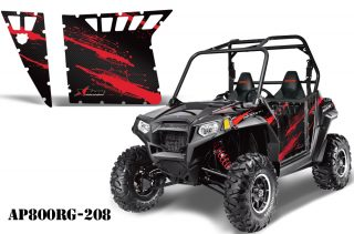AMR PA OEM 800 Carbon RG AP800RG 208 320x211 - Polaris RZR-S 800 Graphics for Pro Armor Doors