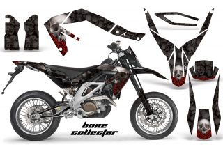 Aprilia SXV450 08 BoneCollector Black1 320x211 - Aprilia SXV RXV 450 5.5 Graphics