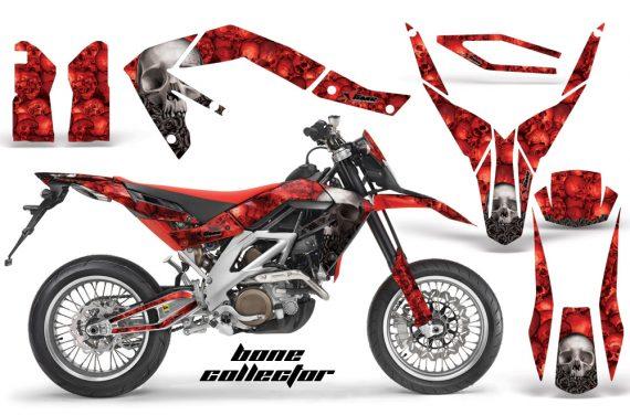 Aprilia SXV450 08 BoneCollector Red1 570x376 - Aprilia SXV RXV 450 5.5 Graphics