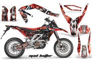 Aprilia SXV450 08 MadHatter RedSilverstripe 320x211 - Aprilia SXV RXV 450 5.5 Graphics