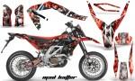 Aprilia SXV450 08 MadHatter RedSilverstripe2 150x90 - Aprilia SXV RXV 450 5.5 Graphics