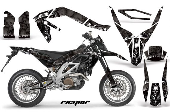 Aprilia SXV450 08 Reaper Black 570x376 - Aprilia SXV RXV 450 5.5 Graphics