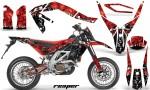 Aprilia SXV450 08 Reaper Red 150x90 - Aprilia SXV RXV 450 5.5 Graphics