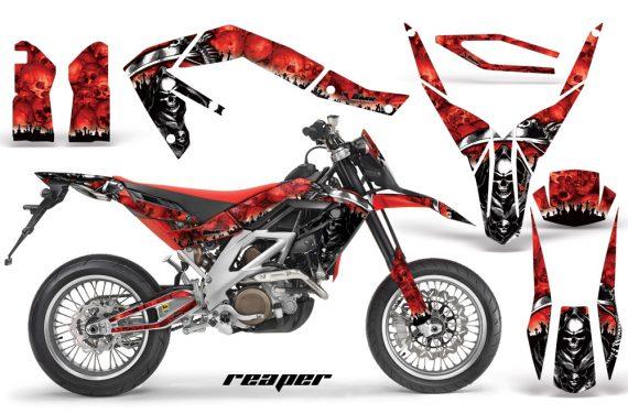 Aprilia SXV450 08 Reaper Red 570x376 - Aprilia SXV RXV 450 5.5 Graphics