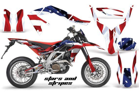 Aprilia SXV450 08 StarsStripes Red1 570x376 - Aprilia SXV RXV 450 5.5 Graphics