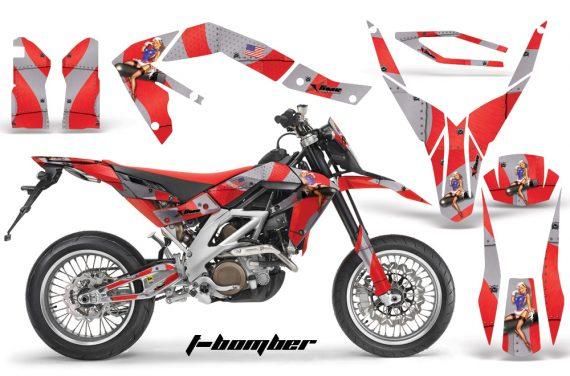 Aprilia SXV450 08 TBomber Red1 570x376 - Aprilia SXV RXV 450 5.5 Graphics