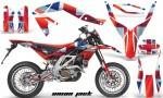 Aprilia SXV450 08 UnionJack Red 150x90 - Aprilia SXV RXV 450 5.5 Graphics